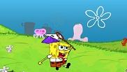 Губка Боб и медузы