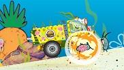 Губка Боб. Взрыв планктона