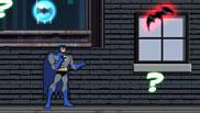 Бэтмэн на крыше